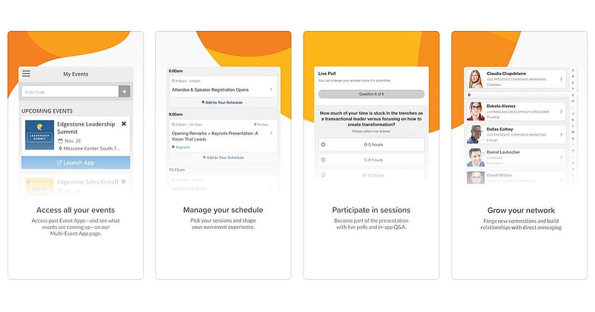 appsforevents.org eventmobi event management software eventmobi ios